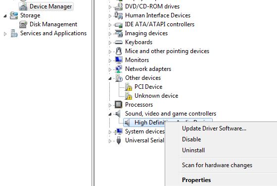 hyper x mic not working update driver
