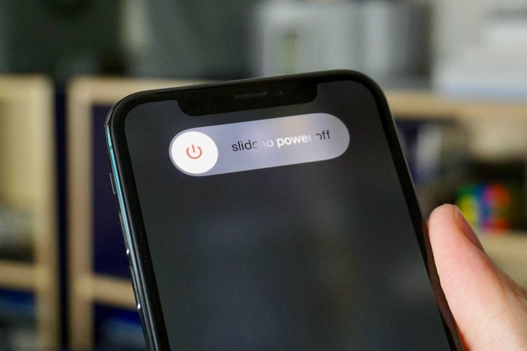 Reboot your Phone