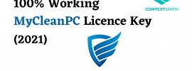 Free MyCleanPC License Key 2021