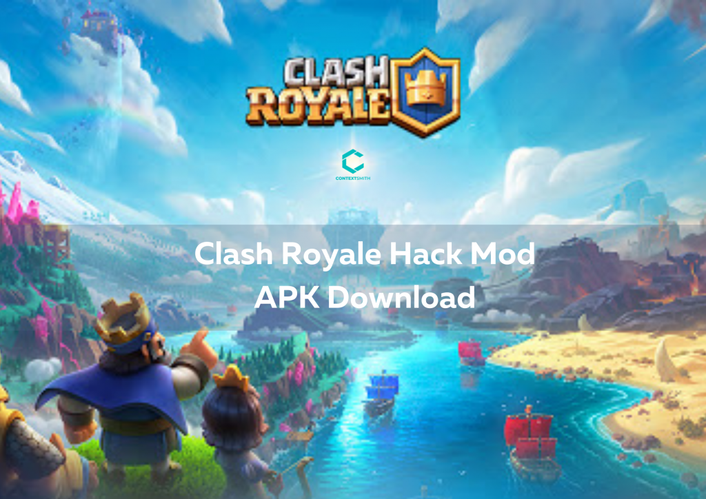Clash Royale Hack Mod APK Download