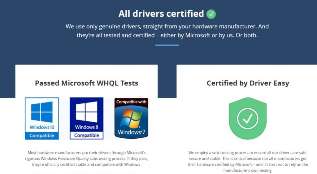Is Driver Easy Safe To Use