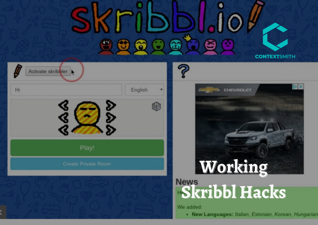 Skribbl Hack