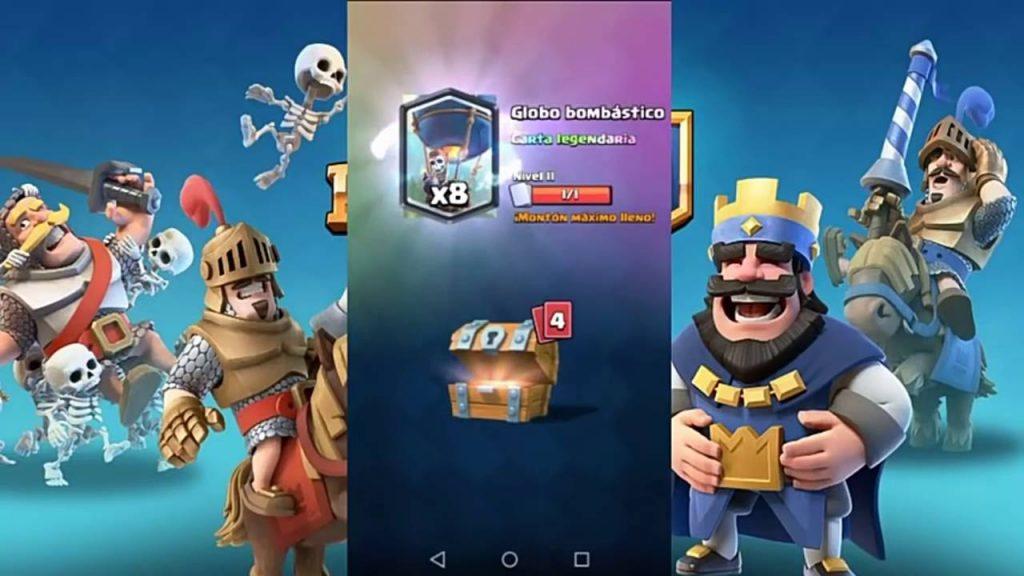 modded clash royal