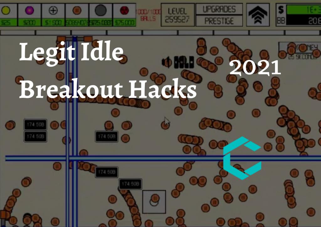 Idle Breakout Hack